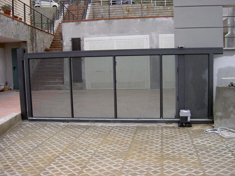 impianto cancello automatico BFT La Spezia