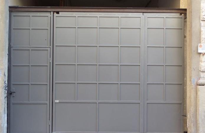 braccio automatico cancello La Spezia