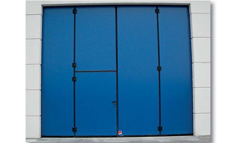 porta basculante Carrara