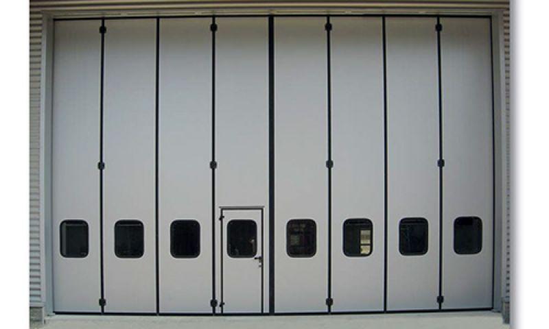 porta automatica per stabilimento Licciana Nardi